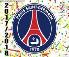 PSG, Kampioen Ligue 1 2017-2018