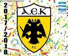 AEK Athene, Super Lig 2017-18