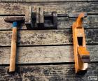Houtbewerking tools