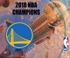 Warriors 2018 NBA-kampioen