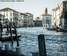 Grand Canal Venetië, Italië