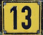 Nummer dertien