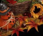 Decoratie voor Halloween