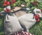 Kerst geschenk zakken