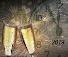 Gelukkig jaar 2019