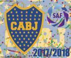 Boca Juniors, Superliga 2017-2018