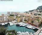 Poort van Fontvieille, Monaco