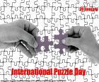 Internationale puzzel dag