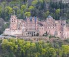 Kasteel van Heidelberg, Duitsland