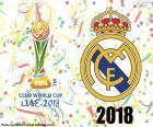Real Madrid, wereldkampioen 2018