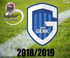 Genk, kampioen 2018-2019