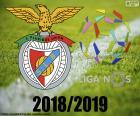 puzzel Benfica, kampioen 2018-2019