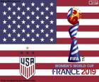 USA, 2019 wereldkampioenen