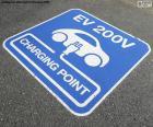 Opladen van elektrische auto 's
