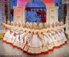 Beriozka, klassieke Russische dans