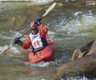 Wildwater kanoën