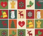 Het motiefdocument van Kerstmis