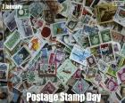 Postzegeldag