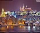 Praag 's nachts, Tsjechië