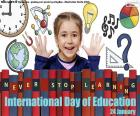 Internationale Dag van het Onderwijs