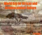 Werelddag voor Afrikaanse en Afrodescendante Cultuur