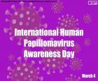 Internationale Bewustwordingsdag humaan papillomavirus