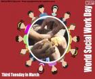 WereldDag van het Maatschappelijk Werk