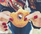 Suiker donut