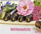 Wereld Homeopathie Dag