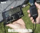 Wereld Amateur Radio Dag