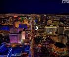 Las Vegas bij nacht, Verenigde Staten