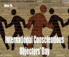 Internationale Dag van gewetensbezwaarden