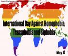 Internationale Dag tegen Homofobie, Transfobie en Bifobie
