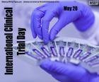 puzzel Internationale Dag van de Klinische Proe