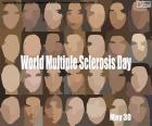 Wereld Multiple Sclerose Dag