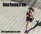 Wereldwijde hardloopdag