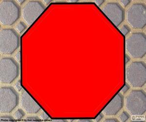 puzzel Regelmatige achthoek