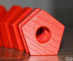 puzzel Regelmatige vijfhoek