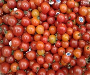 puzzel Rijpe tomaten