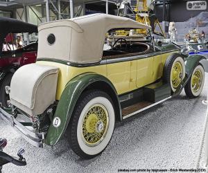 puzzel Rolls-Royce, 1929