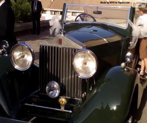 puzzel Rolls-Royce Bridal