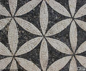 puzzel Romeins mozaïek