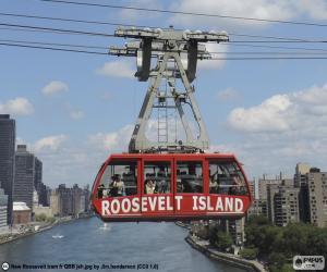 puzzel Roosevelt Island Tramway