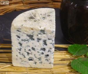 puzzel Roquefort kaas (Frankrijk)