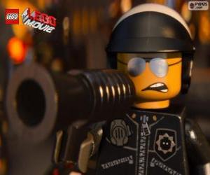 puzzel Rot Agent, Bad Cop, De Lego Film