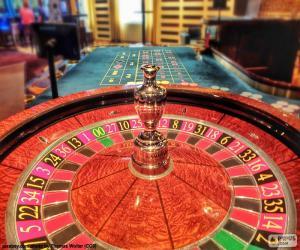 puzzel Roulette
