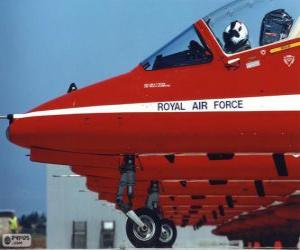 puzzel Royal Air Force
