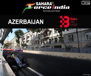 puzzel S. Perez, Grand Prix van Europa 2016