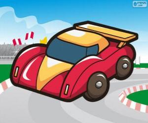 puzzel Safety car