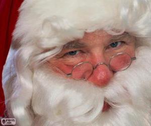 puzzel Santa Claus